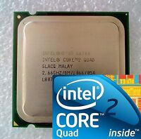 Intel Core 2 Quad CPU Q6700 2.66GHz/8MB/1066 MHz FSB LGA775 SLACQ Processor