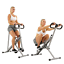 thumbnail 2 - Sunny Health & Fitness Squat Assist Row-N-Ride Trainer for Squat Exercise and