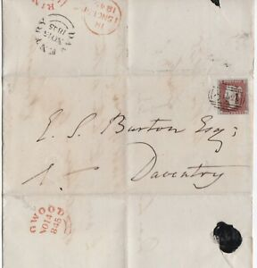 1845-644-RINGWOOD-NUMERAL-POOR-LAW-COMMISSION-W-G-LUMLEY-RE-EARL-OF-NORMANTON