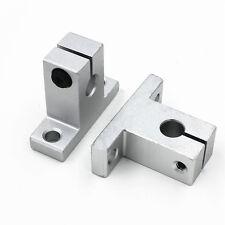 Mill RepRap Support CNC Linear Rail SK8 8mm Shaft Guide 3D Printer Rod Holder