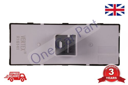 SKODA ROOMSTER ELECTRIC  Main Power Window Control Switch Buttons 1Z0959858