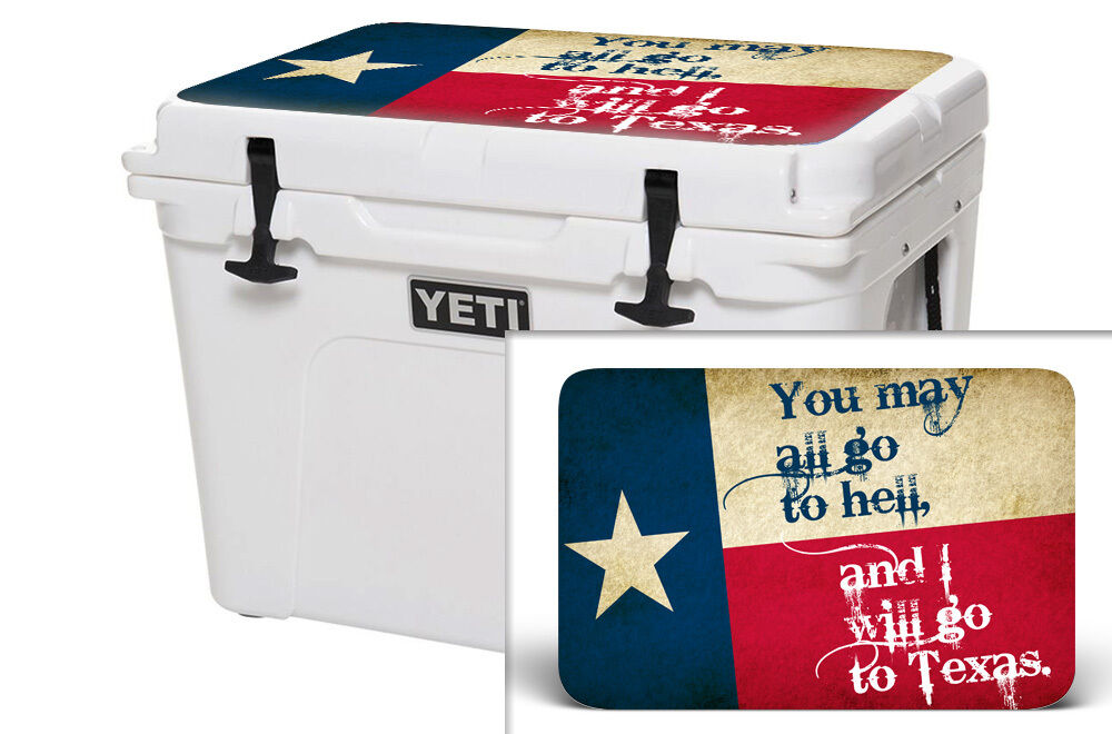USATuff Wrap Skin Lid Kit fits YETI 125qt Cooler  - Sale - Texas Go To  incredible discounts