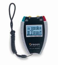 Cronometro Professionale Stopwatch 100 Giri Lap Oregon Scientific SL928D