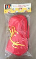 Mcdonalds Ronald Mcdonald Child Kids Clown Costume Red Slipper Shoes Accessory