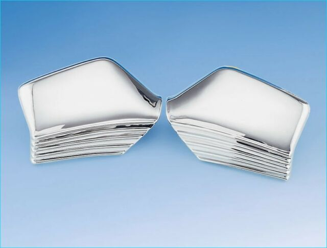 Chrome Mirror Back Covers for Honda Goldwing GL1500 88-00  (2-279, 15673-463A)