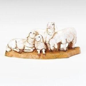 Roman-Inc-Fontanini-034-Sheep-Herd-034-NEW-MIB