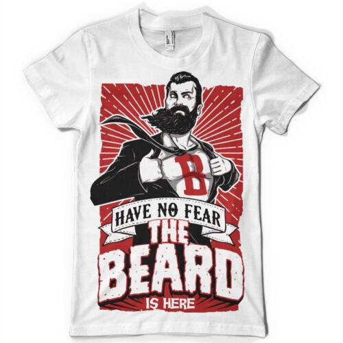 never fear the beard is here  club haircuts cut throat shave beard  tshirt tee