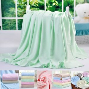Summer-Breathable-Bamboo-Fiber-throws-Coverlet-Blanket-Air-Conditioning-blankets