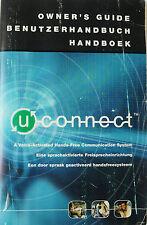 u-connect - Freisprecheinrichtung Benutzerhandbuch Manual - B2480