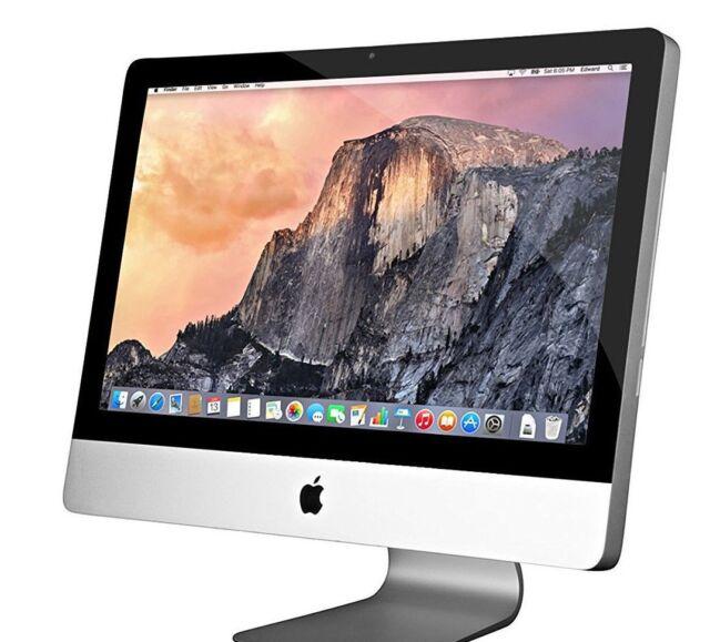 Apple 21.5 iMac / 8GB / 1TB HD / MacOS-2017 / 1 Year Warranty!