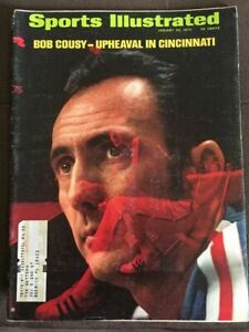 BOB COUSY - SPORTS ILLUSTRATED - JANUARY 26, 1970