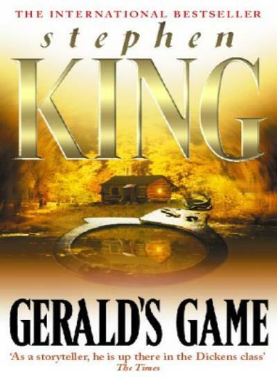 Gerald's Game By Stephen King. 9780450586231