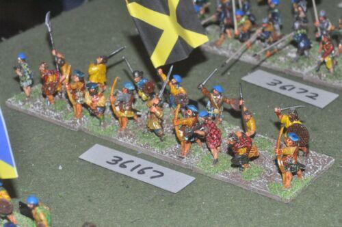 25mm Ecw / Scots - Highlanders 18 figures Inf (36167)