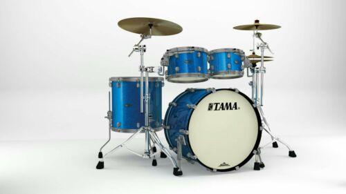 TAMA Starclassic Maple Shell Kit 4 tlg MR42TZUS-VBL Vintage Blue Sparkle