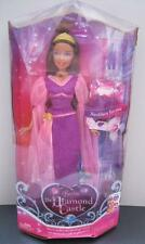 THE DIAMOND CASTLE PRINCESS PINK/PURPLE PHEDRA MUSE BARBIE DOLL~Skipper Size NEW