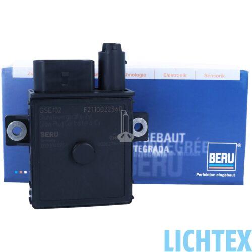 Original Beru glühsteuergerät gse102 0522140701 0522140101 6 cilindro bmw nuevo
