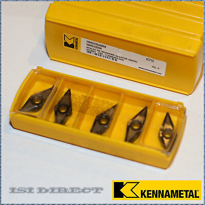 VNMG 432 RN KCP25 KENNAMETAL *** 5 INSERTS ***