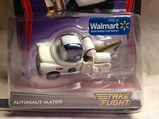Disney Pixar Toons **RARE WALMART EXCLUSIVE** Take Flight Diecast Autonaut Mater
