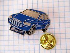PINS RARE FORD ESCORT CAR COCHE AUTOMOVIL AUTO VOITURE CARRO m1
