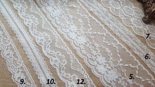 0,09 euros//m para cinta elástica coser cinta elástica blanco 7mm de ancho 100 metros de largo