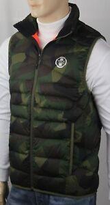 super specials big sale various design Détails sur Polo Ralph Lauren Sport Camouflage Bas Doudoune Compressible  Gilet