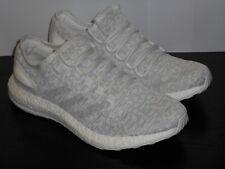 643937768 adidas Pureboost White Grey Men Running Shoes SNEAKERS S81991 UK 9.5 ...