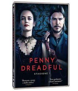Dvd-PENNY-DREADFUL-Stagione-1-Box-3-Dischi-2014-Serie-Tv-NUOVO