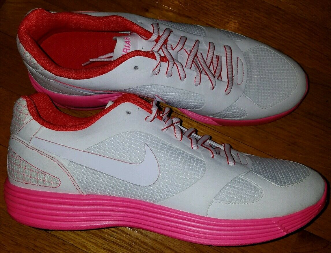 ULTRA RARE training NIKE LUNAR MARIAH PR Men 9.5 running training RARE elite racer NSW e4a873
