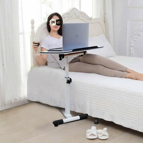 Mesa Notebook Móveis Altura Ajustável médicos sobre Sofá Cama Mesa Lateral Multi-Purp
