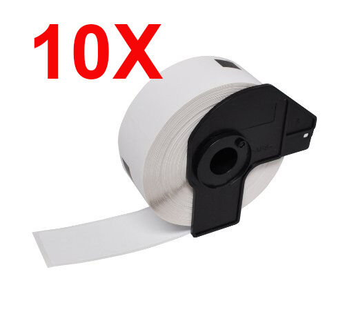 Frame for Brother QL560 QL570 T 10 X Compatible DK11209 Printer Labels Roll