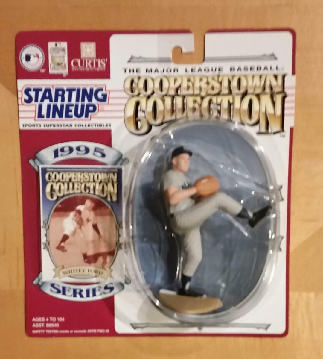 1995 SLU COPPERSTOWN RUTH-KILLEBREW-MATHEWS-PAIGE COMPLETE SET OF OF OF 10 UNOPENDED 6fe1be