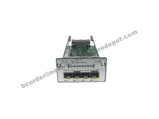 Cisco C3KX-NM-10G 10GB SFP+ Module for 3750X 3560X Switches - 1 Year Warranty