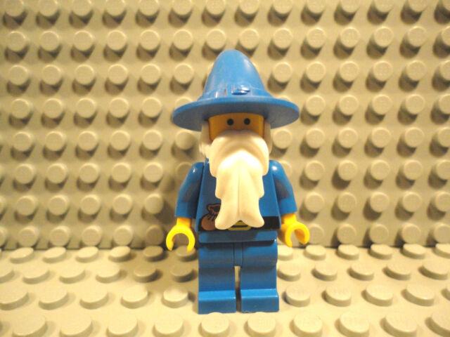 Lego mini figure Castle Dragon Knights Majisto Wizard Vintage