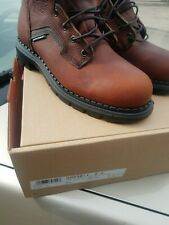 Mens Red Wing 938 BOOTS 8 in Soft Toe