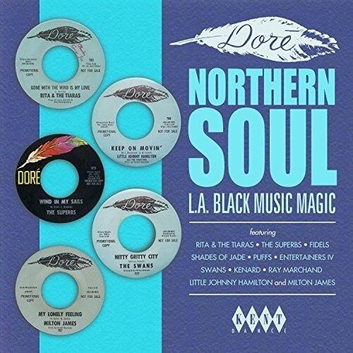 Various Artists - Dore Northern Soul: L.A. Black Music Magic / Various [New Viny
