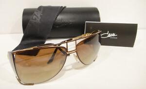 e8f47d3c49 Cazal 9036 Sunglasses Vintage Color 003 Brown Gold Authentic Brand ...