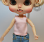 Basic Shirt for Doll// Blythe Shirt //Pullip Shirt// Azone// Licca Barbie OMD A103