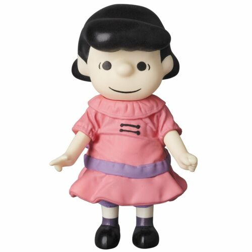 Closed Mouth Medicom UDF-388 Ultra Detail Figure Peanuts Vintage Ver Lucy