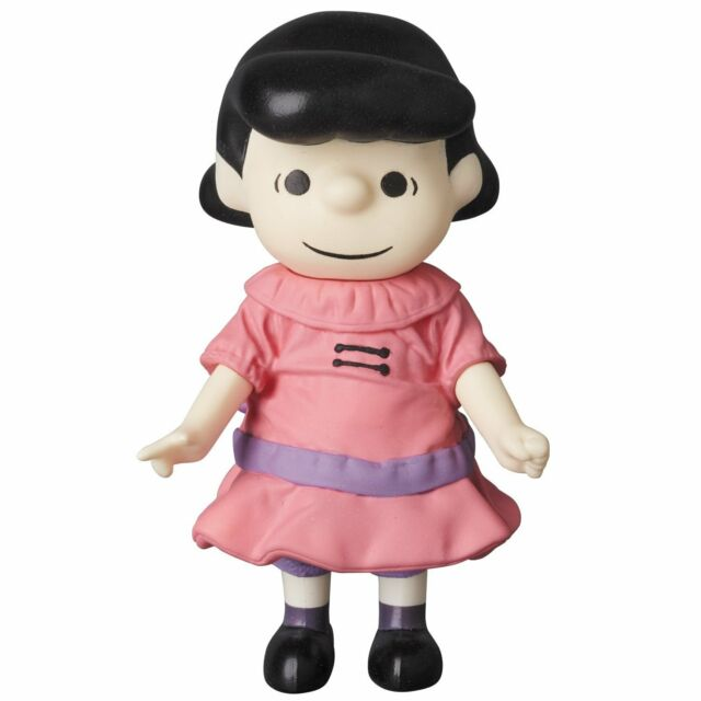 Medicom UDF-388 Ultra Detail Figure Peanuts Vintage Ver. Lucy (Closed Mouth)