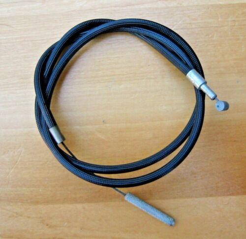 NEW OLD STOCK Sturmey Archer AW Gear Câble-Noir Stickshift Raleigh-Schwinn fixe d'ajustement