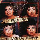 Trude Herr Ich sage was ich meine (1987) [CD]