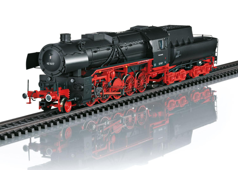 39042 locomotiva BR 42 1417 DB EP. III con MFX soundecoder NUOVO