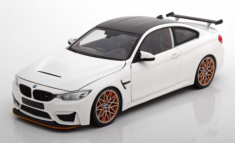 1 18 Minichamps 2016 BMW M4 GTS F82 Coupe