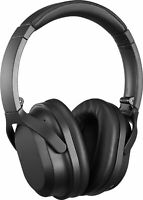 Insignia Wireless Noise Canceling Over-the-Ear Headphones