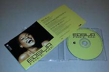 Maxi Single CD  Edsilia - Free Me  2002  3 Tracks MCD E 31