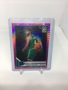 2019-20 Optic Pink Hyper Rated Rookie Carsen Edwards #196
