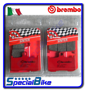 TRIUMPH-TIGER-SPORT-1050-2015-gt-BREMBO-SA-SINTERED-BRAKE-PADS-2-SETS