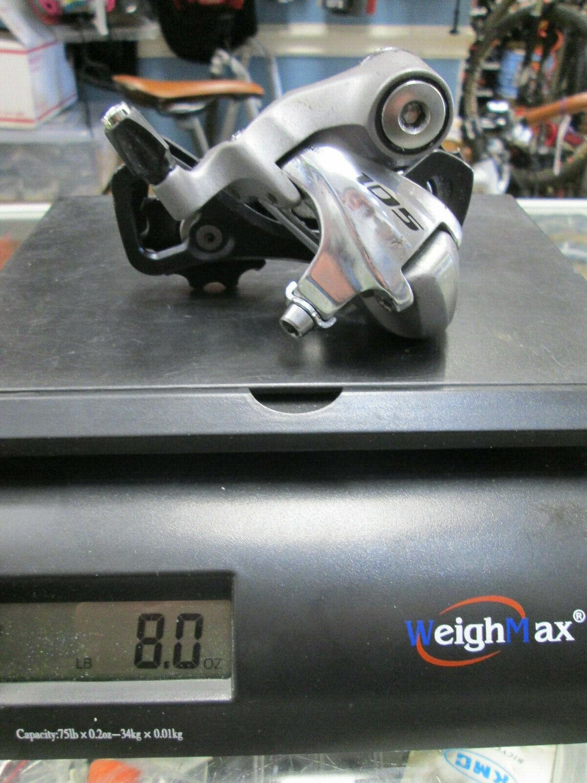 Shimano 105  RD-5700 Corto Jaula Desviador Trasero 10 velocidad  Hay más marcas de productos de alta calidad.