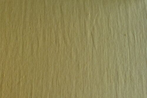 Yellow Linen Fabric BY THE YARD 100/% Linen NEW!