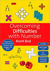 Overcoming Difficulties with Number: Supporting Dyscalculia and Students Who Struggle with Maths by Ronit Bird (Paperback, 2009)